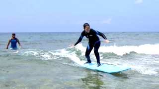 OKINAWA SURFING SCHOOL Haibi Japan